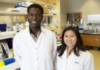 Gentry Patrick and Marisa Goo,  University of California - San Diego