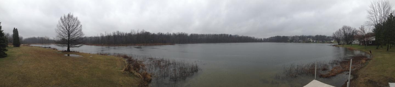 Martin Lake, LaGrange County, Indiana