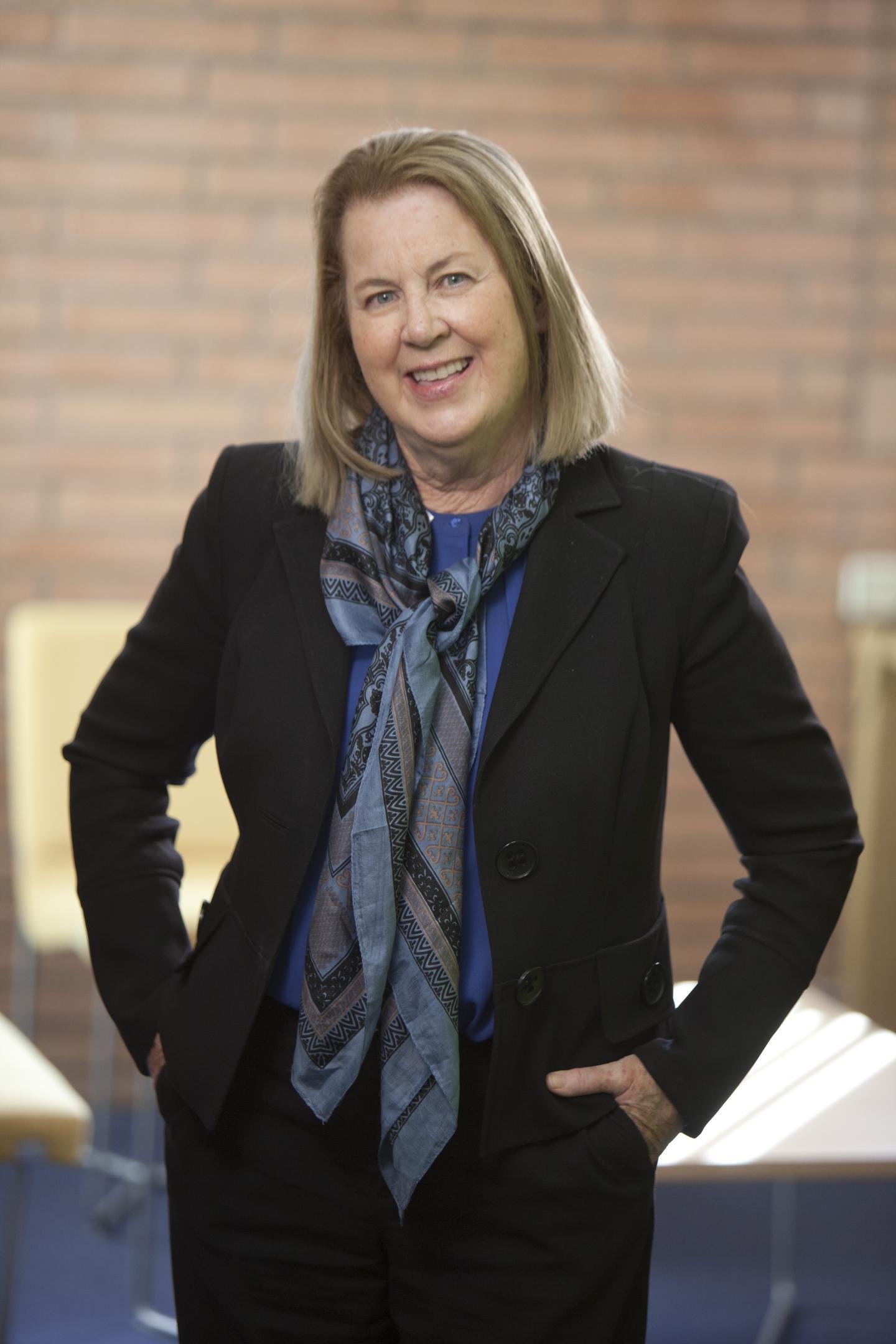 Eileen Crimmins portrait