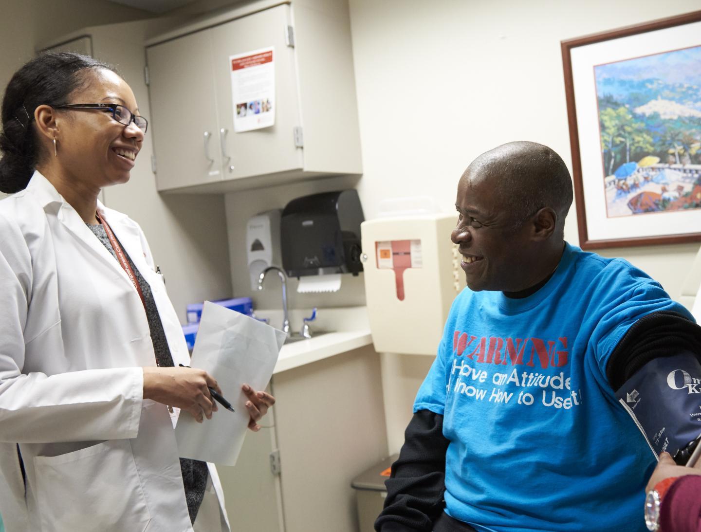 Comprehensive Care Physician Grace Berry, M.D.