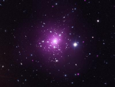 Composite Image of Abell 383