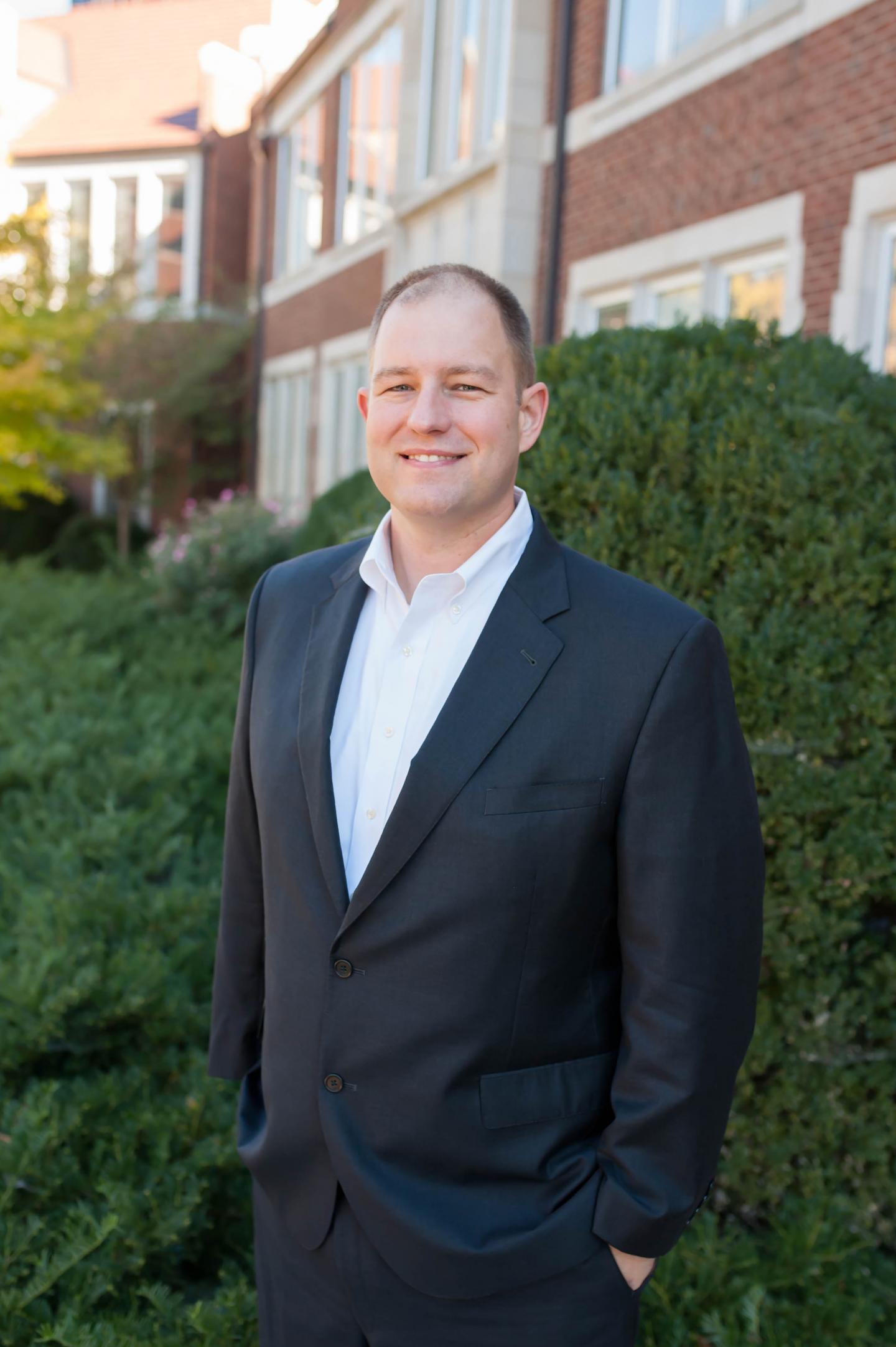 Matt Harris, University of Tennessee at Knoxville