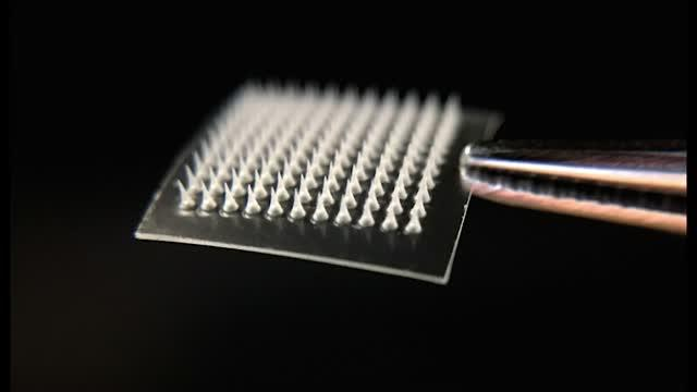 A Skin Patch That Can Melt Fat