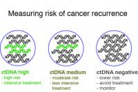 Predicting Cancer Recurrence with the Circulating Tumor DNA Test