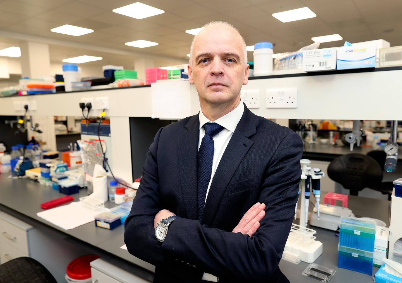 Professor James O'Donnell