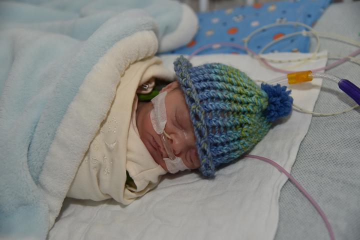 Gut Microbes Linked to Deadly Intestinal Disease in Preemies