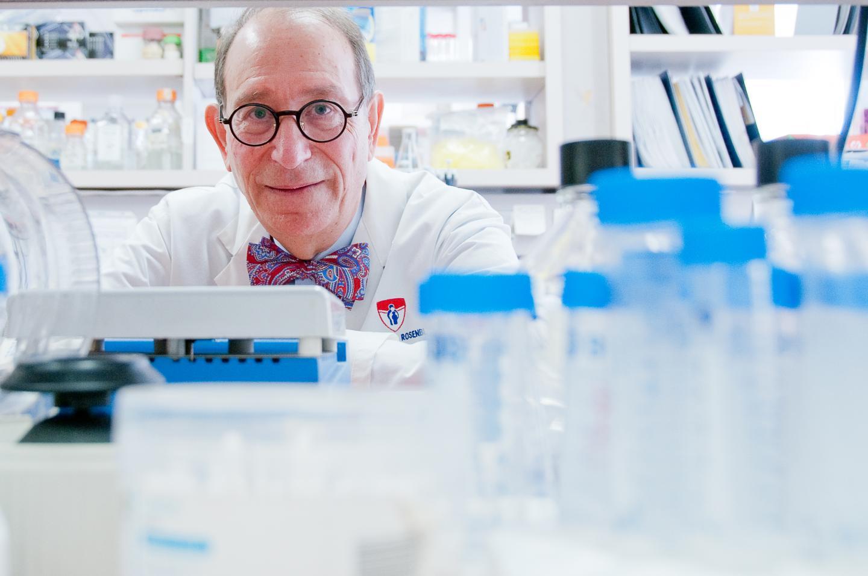 Dr. David Rosenblatt, McGill University Health Centre