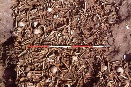 Original Excavation