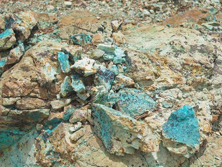 Matrix Could Ensure Vital Copper Supplies (1 of 2)
