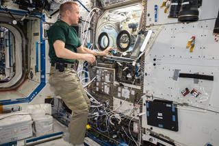 Tim Kopra, NASA