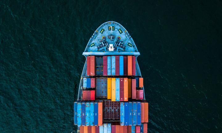 Barco de Mercancías