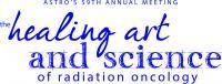 2017 ASTRO Annual Meeting Logo