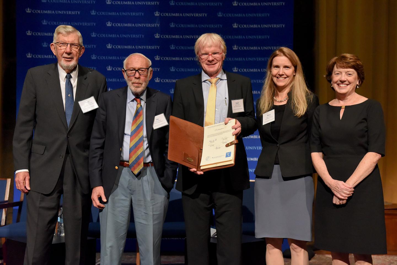 Max Planck-New York Center for Nonequilibrium Quantum Phenomena