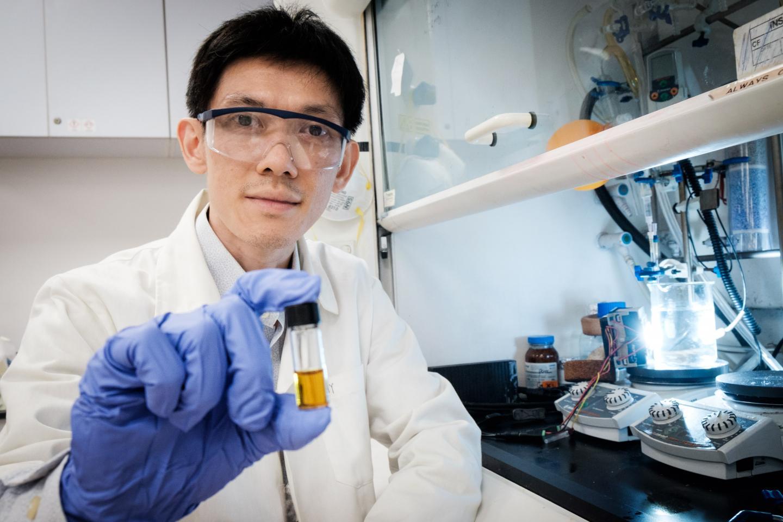 NTU SPMS Asst Prof Soo Han Sen