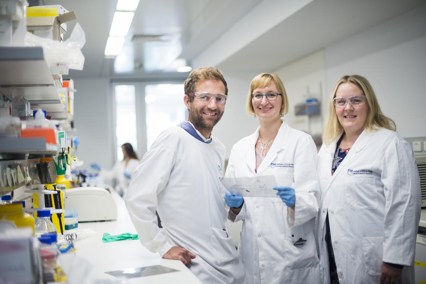 Team of Researchers