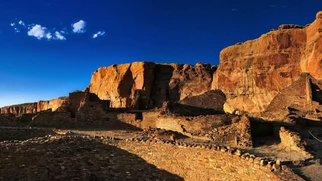 Carrie Heitman Preserving History in Chaco Canyon
