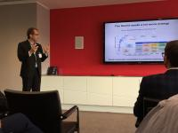 London Presentation of Future of Nuclear Energy in a Carbon-Constrained World