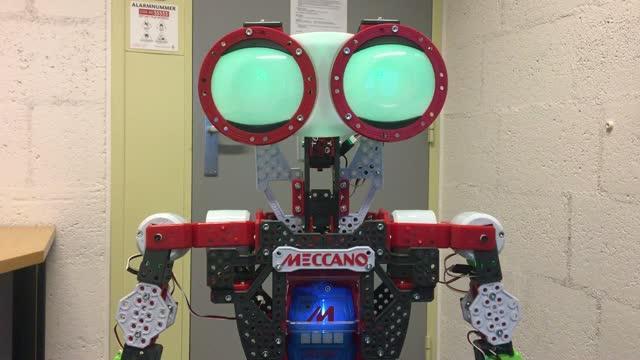 Robot Saved, People Take the Hit (1 of 3)