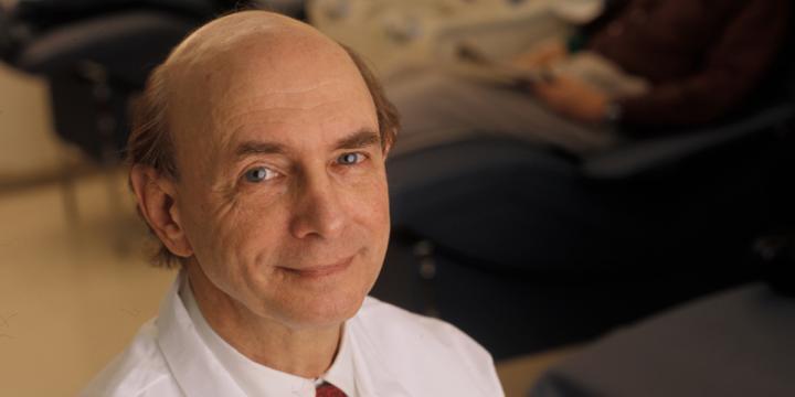 Dr. Harvey Alter Wins Nobel Prize