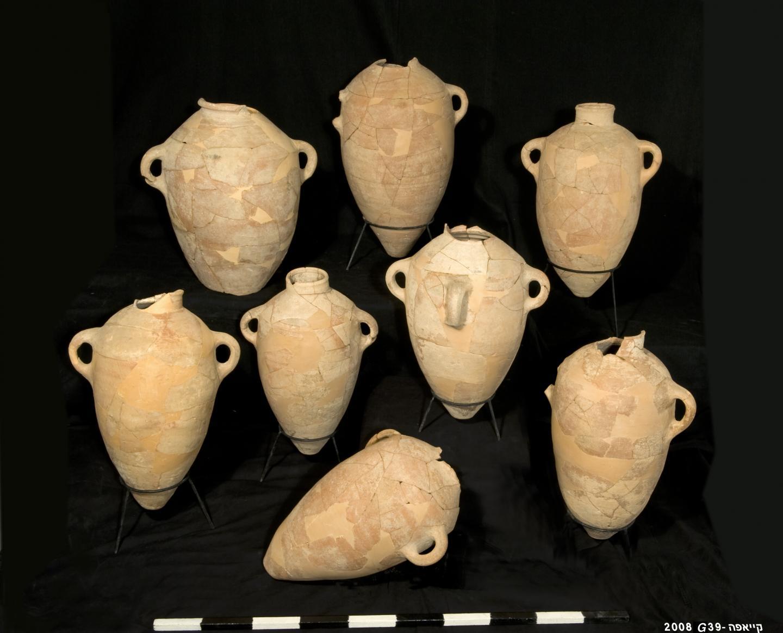 Storage Jars from Khirbet Qeiyafa
