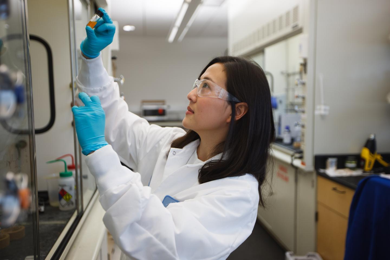 Mia Huang, PhD