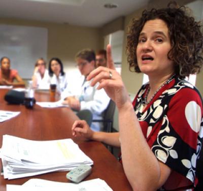 Dr. Christie Palladino, Georgia Health Sciences University