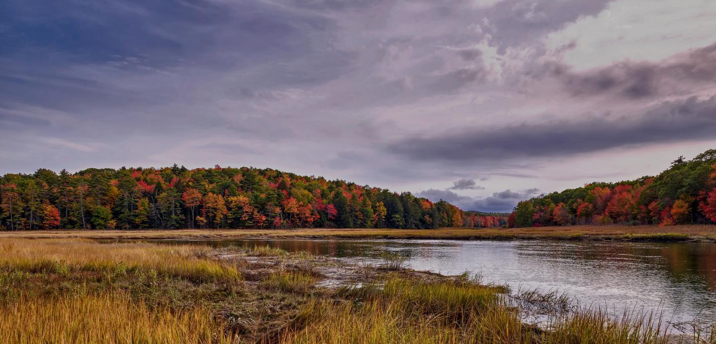 Sherman Lake, Maine