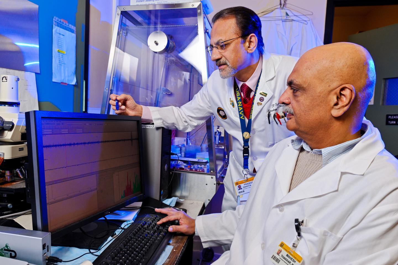 D. Thakkar and Dr. Sahota, University of Missouri-Columbia