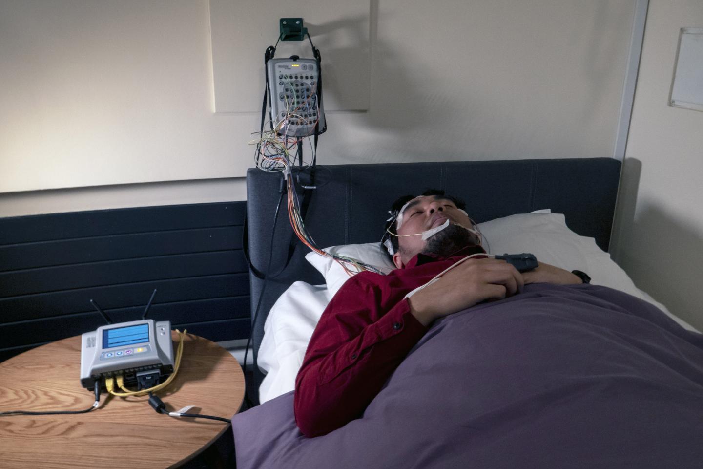 Participant Trials EEG in New Unit