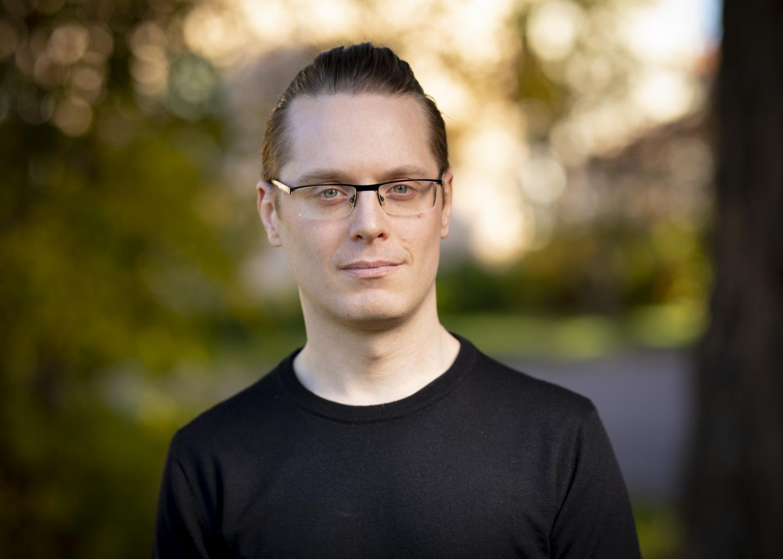 Mattias Ohman