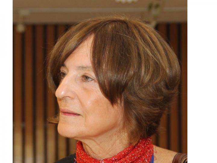Hebrew University Professor Daphne Atlas