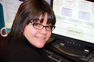 Lauren Strober, Kessler Foundation