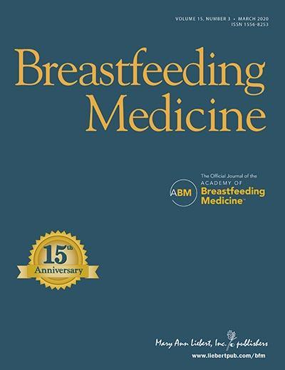 Breastfeeding Medicine