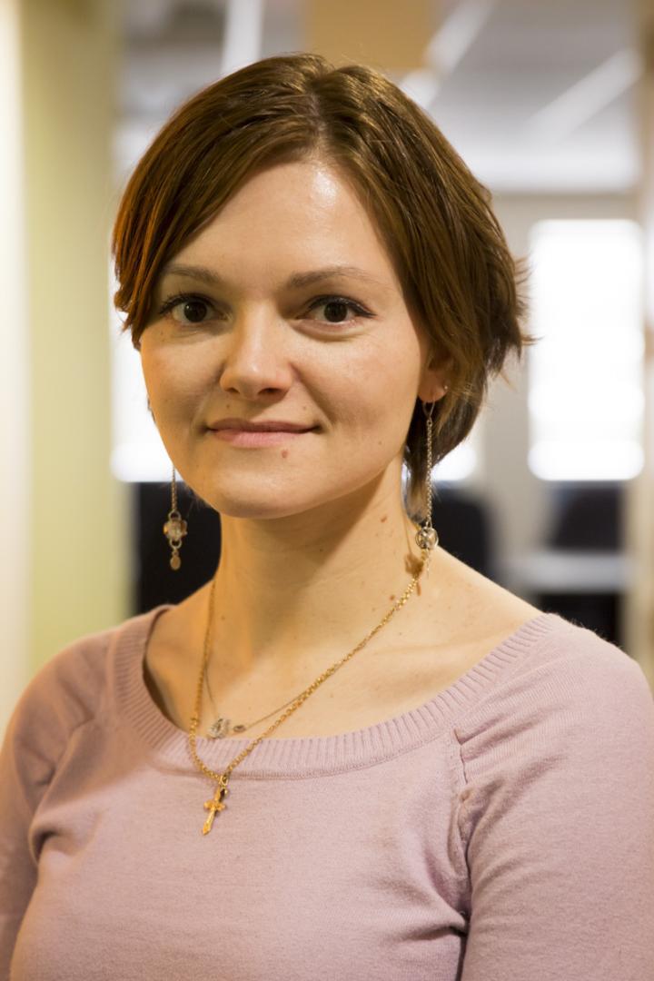 Ekaterina Dobryakova, Ph.D., Kessler Foundation