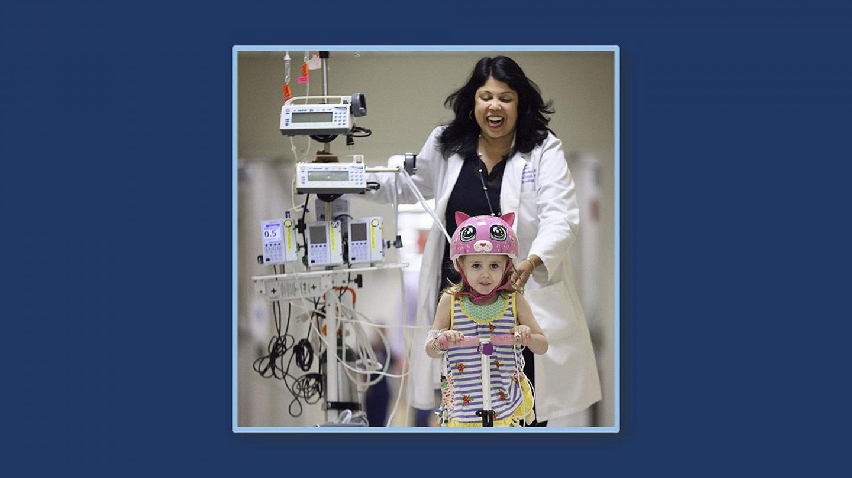 Sapna Kudchadkar, Johns Hopkins Medicine