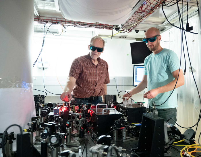 NIST's quantum crystal lab
