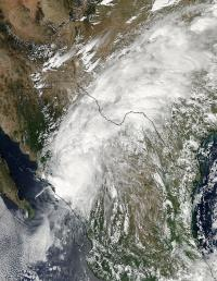MODIS Captures Manuel