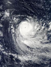 Nasa'S Aqua Satellite Captured this Image of Tropical Cyclone Fantala