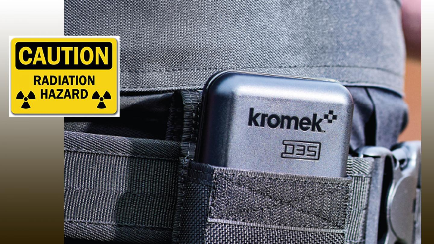 Next Generation Radiation Detection Devices Wins Government a KTP Top Rating