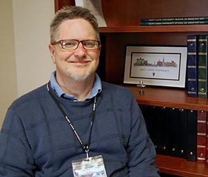 Jeffrey Scherrer, Saint Louis University