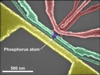 Silicon Nanoelectronic Device