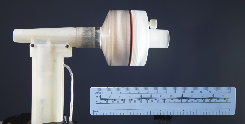 Inline Nitric Oxide Generator