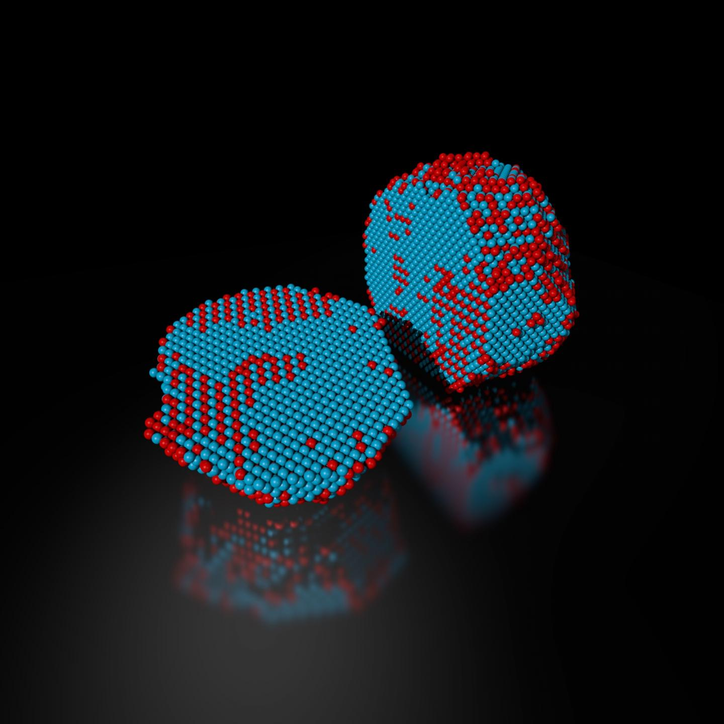 Precise 3-D Location and Identity of All 23,000 Atoms in a Nanoparticle