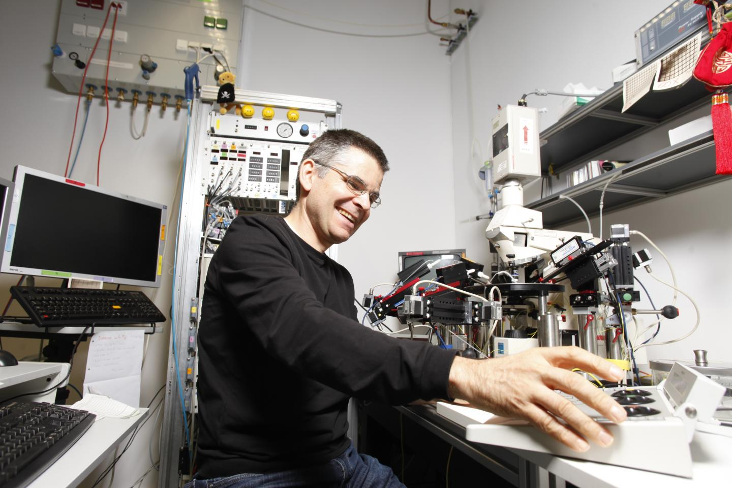 Peter Jonas, Institute of Science and Technology Austria