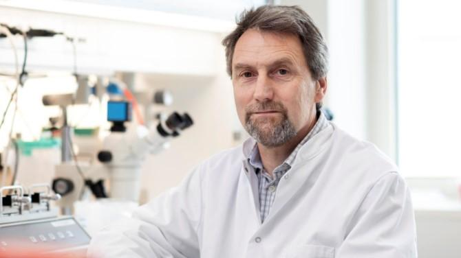 Professor, DMSc, Ulf Simonsen from Aarhus University