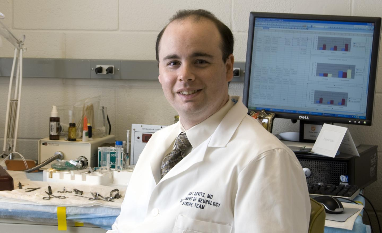 Sean Savitz MD, University of Texas Health Science Center at Houston