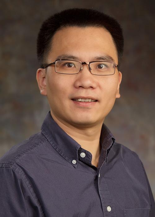 Jin Huang, Saint Louis University
