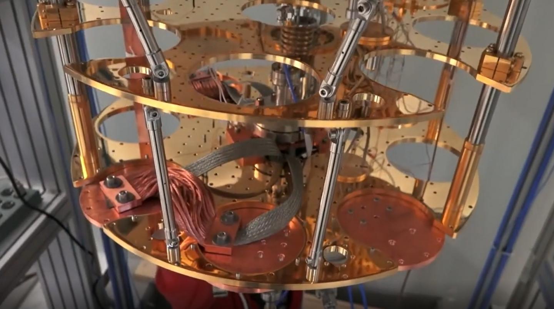 Superconducting Quantum Computer