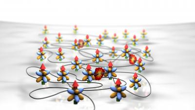 Quantum Chaos in Ultracold Gas