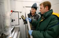 Ice Core Analysis at the Desert Research Institute
